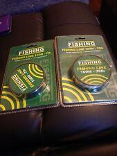 Extreme Fishing Line 35lb And 7 lb 100 Metres Per Spool