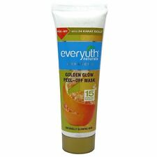 Everyuth Naturals Golden Glow Peel-Off Mask Skin Cream 30 g free & fast shipping