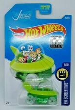 Hot Wheels The Jetsons HW Screen Time 2017 Factory Sealed Set
