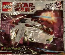 Lego Star Wars 20010 Brickmaster Mini Republic Gunship - NEW