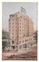 Postcard Roger Smith Hotel New Brunswick NJ