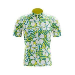 Hawaiian (Yellow) Cycling Jersey