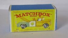 Repro box Matchbox 1:75 nº 13 Dodge Wreck Truck