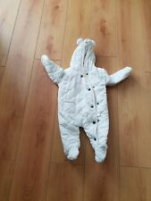 Bebé traje para nieve