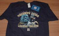 Ladainian Tomlinson LT San Diego Chargers Touchdown Record T-Shirt XL NFL