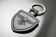 Toyota MR2 Luxury Leather Keyring Schlüsselring Porte-clés AW11 SW20 T-Bar Turbo
