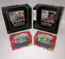 Nascar #24 Car 1:64 & 1:87 Winners Circle Lot (4) 08' 95' 93 Limited Edition
