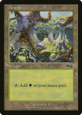 Magic MTG Tradingcard Urza's Saga 1998 Forest 348/350