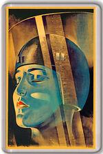 1926 FRITZ LANG FILM METROPOLIS FRIDGE MAGNET IMAN NEVERA