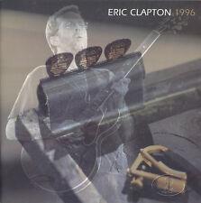 ERIC CLAPTON 1996 ALBERT HALL TOUR CONCERT PROGRAM Programme Book