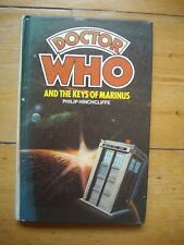 More details for doctor who and the keys of marinus, *1980 w h allen hardback*