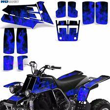 Decal Graphic Kit Yamaha Banshee 350 ATV Quad Decal Wrap Parts Deco 87-05 ICE U