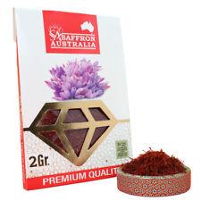 2 grams Premium Saffron Threads Spice