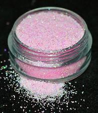 Ultra Fine Micro Glitter Pastel Pink 0.2 mm 2grams per bottle