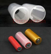 2pcs 18650 to 26650 Battery adapter/Converter Tube/Holder for Flashlight/torch