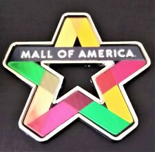 Mall of America Souvenir Magnet - 3 x 3 inches - Very Colorful - New