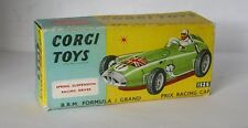 Repro Box Corgi Nr.152S BRM Formula 1  Racing Car
