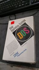 IBM DOS 5.0 Software diskettes package is sealed brand new !!! Old stock!