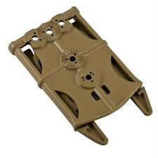 Safariland Molle Locking System Mls Kit- Color  Dark Earth Model #MOLLE-KIT1-55