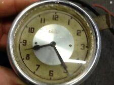 jaeger Clock Classic car Electric clock Vintage Smiths Jaeger