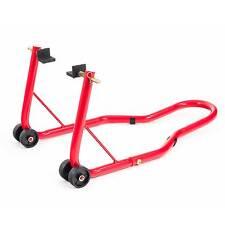 Warrior Rear Motorcycle / Bike Paddock Stand - Track Day / Garage / Pit
