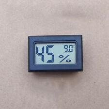 New Mini Digital LCD Indoor Thermometer Hygrometer Humidity Temperature Meter 1X