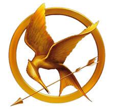 Hunger Games Mockingjay Iron on Screen Print fabric Machine Washable Transfer