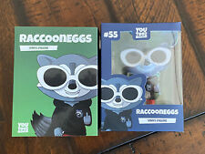 RaccoonEggs Youtooz Figure-Limited Edition Only 1000 Made* [SOLD OUT] IN HAND!!!