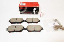 LEXUS IS250 FACTORY SPEC FRONT BREMBO BRAKE PAD SET WITH SHIMS 04465-30340