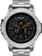 *BRAND NEW* Nixon Mission 48mm Android Wear Smartwatch - Stainless Steel