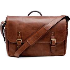 Ona Leather Union Street Shoulder Camera Bag (Walnut)
