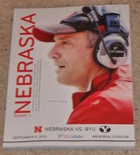 2015 Nebraska Cornhuskers vs. BYU Cougars Football Program - 9-5-15
