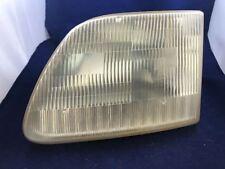 New listing Driver Headlight Heritage Fits 97-04 Ford F150 Pickup 412227