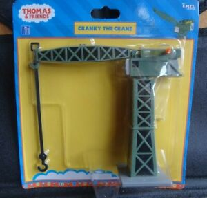 Ertl Thomas The Tank Engine & Friends Cranky The Crane NO 70  2003