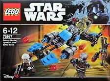 Lego Star Wars 75167 Bounty Hunter Speeder Bike Battle Pack NEU OVP