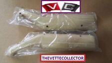 Corvette 78-82 NEW Armrests DOESKIN 79 80 81 1979 1980 1981 1982 Armrest LH & RH