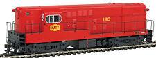 Escala N Atlas Locomotora diésel FM H16-44 Missouri-Kansas-Texa con DCC 40001901