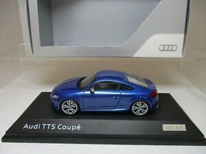 Premium Classixxs 1/43 Audi TTS Coupe Sepang Blue Limited 5011410413