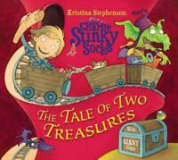 Sir Charlie Stinky Socks: The Tale of Two Treasures, Stephenson, Kristina, New,
