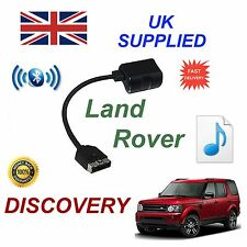 For Land Rover Discovery Bluetooth Music Module iPod iPad MP3 Sony Galaxy LG