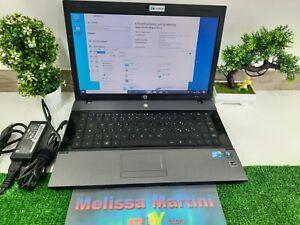 NOTEBOOK HP 620, Itel dual core,  HDMI, SSD da 120GB, 4GB RAM USATO asta da €1,0