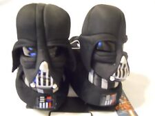 Star Wars Slippers Boys Shoes Size M 7/8 Darth Vader
