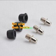 5 pairs Speaker net cover Buckle Audio network buckle Snap Fasteners mesh plug
