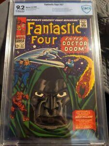 Fantastic Four 57 CBCS 9.2