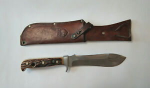 Puma White Hunter Model 6377 Genuine Pumaster Steel Germany Hunting Knife