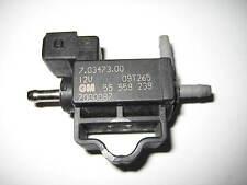 Original Opel Ladedruckregelventil, Magnetventil Druckregler MERIVA, ASTRA usw.