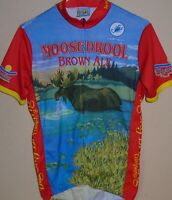 Squadra Moosedrool cycling jersey size Large