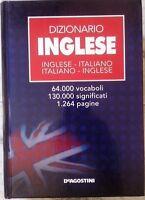 Dizionario Italiano-Inglese, Inglese-Italiano - De Agostini