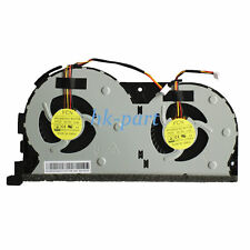 NEW for Lenovo Y50-70 A Y50-70AM Y50-70AS Y50-80 Laptop cpu cooling fan 4-wires