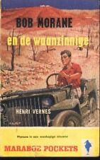 BOB MORANE EO Moran Edition Originale Néerlandais 1962 Henri VERNES Maraboe